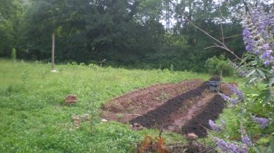 Double dug beds